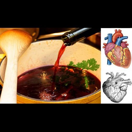 Забравената рецепта отпреди няколко века-Дава отлични резултати и днес, за лечение на сърдечни проблеми