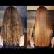 Още на първото й слагане косата се промени, а след 3-тото направо се прероди и започна да расте като луда