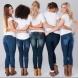 Ето как да си изберете най- правилните дънки за вас според тялото ви, които да ви правят по- слаби и по-високи