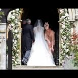 Първи снимки от сватбата на Пипа Мидълтън! Вижте уникалната й рокля! (Снимки)