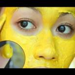 """""""Златната маска"""": годините изчезват от лицето ви, край на акнето и петната, кожата ви сияе!"""