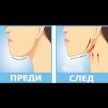Как да се отървете от двойната брадичка с няколко лесни упражнения у дома (видео)