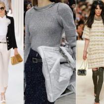 Коко Шанел специално е разработила този стил за жени на възраст 40+. Безупречен вкус!