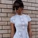 10 модела модерни бели рокли за лято 2017