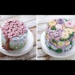 15 торти, които ще ви е жал да ядете! Да ти се прииска само селфита да си правиш с тях!