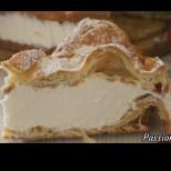 Като бях в Полша полудях по нея, това е техният традиционен десерт, по който може да се захласнете