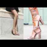 И те се завръщат! Вдъхновени от модата на 70-те: Модерните сандали за лято 2017 (Галерия)