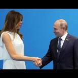 Мелания Тръмп се оказа дама на Владимир Путин на срещата на Г-20! Ето къде остана Доналд Тръмп!
