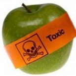 Прост метод, да разберете, дали сте измили успешно токсините от плодовете