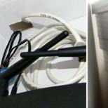 Ех тези кабели стърчат навсякъде у дома, направо ме побъркваха, но тогава ми дойде една гениална идея. Ето какво направих (снимки)