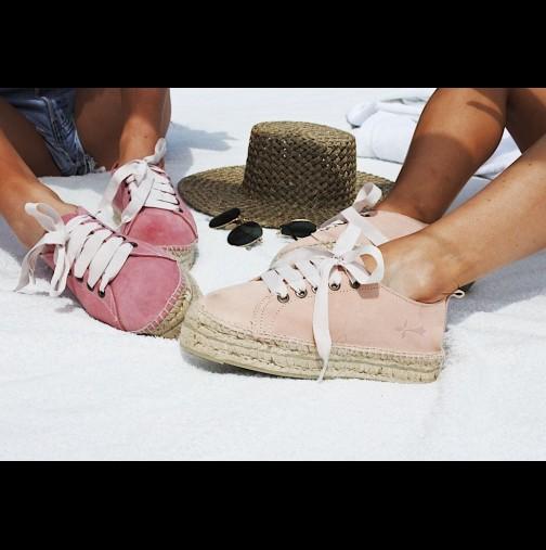 Най-удобните обувки за лято 2017: Еспадрилите, в които всички се влюбиха!