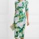 Флоралните дълги рокли за лято 2017