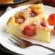 Слагам на дъното ягоди, заливам с тесто и пека! Най-бързата торта в света!