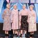 Тези 4 баби се качиха на сцената и скриха шапката на журито и вдигнаха цялата публика на крака. Ето защо (видео)