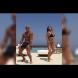 Помните ли танцуващият милионер Джанлука Ваки? Вижте как изглежда днес, докато разпуска на плажа (Снимки)
