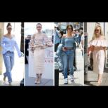 Любимата модна тенденция на жените по цял свят за лято 2017 (Галерия)