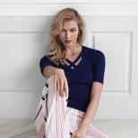 Модерните широки панталони за лято 2017