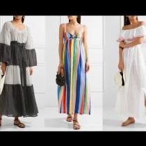 Тренд макси рокли 2017, идеални за лятна почивка!