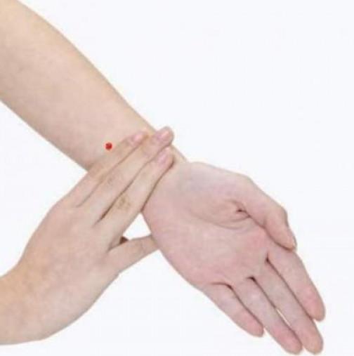 Натиснете тези 5 точки и няма да повярвате какво ще се случи с тялото Ви!