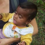 Откриха изоставено дете на около година в София-Някой дали ще го познае