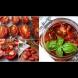 Обожавам сушени домати! За първи път приготвих миналата година, а тази ще направя двойна доза!