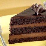 Черно злато: вкусна крем торта с кафе