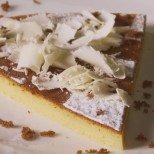Видео рецепта: шоколадов сладкиш от три продукта