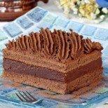 Шоколадова експлозия - трюфел сладкиш