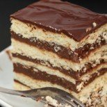 Десерт, който ще ви отвори апетита: непечен сладкиш с бисквити и капучино