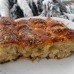 Перфектната закуска - пухкави спирали със сирене и семена
