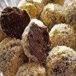 Домашни шоколадови перлички с лешници - с богат и плътен вкус, бързи и без излишна захар