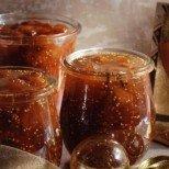 Бабината рецепта за сладко от смокини