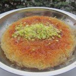 Кюнефе - турски деликатес с кадаиф