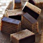 Най-вкусната шоколадова торта без печене с фантастична глазура