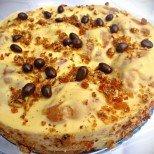 Истинска кралица сред тортите и на вид, и на вкус: Еклерова торта с крем Брюле