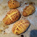 Бърза идейка: хрупкави таралежчета от картофи