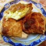 Царска баница с биволско сирене - бърза и неописуемо вкусна