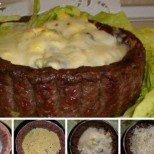 Вълча торта за чревоугодници - ще ахнете, като разберете от какво е направена!