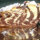 Сладкиш Шарките на зебрата - с малко усилия огромен ефект