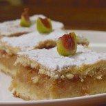 Видео рецепта: мързелива ябълкова пита