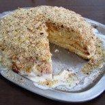 Торта Сметанов сън - чудно вкусна и лесна
