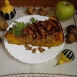 Сладкиш Есенна наслада - фантастично плодов, лесен и вкусен