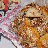 Питки с картофено пюре и маслинки - меки и засищащи
