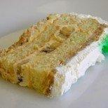Непечена торта Сладка въздишка - хармония от пухкави бишкоти, хрупкави бисквитки и лек въздушен крем