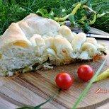 Турски комат - вкусно хлебче с праз