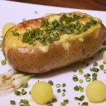 Бързи пълнени картофи Болонезе - рецепта с видео