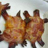 Украсете детския празник с вкусни костенурки от кайма