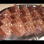 Хит-сладкишът на деня - домашен тоблерон за 15 минути