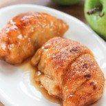 Рецепта на деня: лесни и сочни щруделчета с ябълка