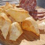 Ньоко фрито - или лесни мекички по италиански